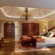 卧室吊顶设计图片