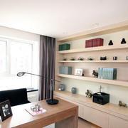现代室内窗帘设计图