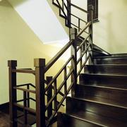 2016大户型宜家风格室内楼梯设计效果图