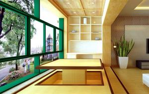 现代室内榻榻米设计