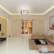 温馨型客厅设计图片
