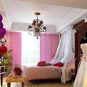 欧式风格婚房装修图片