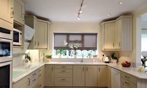 118平米精致型家庭厨房装修效果图