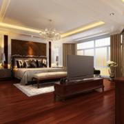 2016精致时尚的欧式室内卧室装修效果图大全