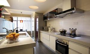128平米现代风格厨房装修效果图