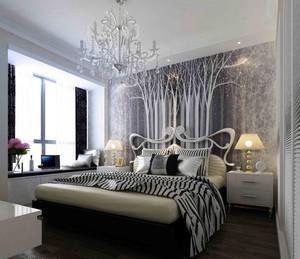 梦幻都市公寓家装主卧室效果图片大全