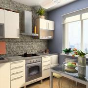 中式风格厨房设计大全