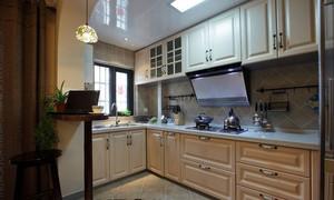 宜家100平米家居小厨房装修设计效果图