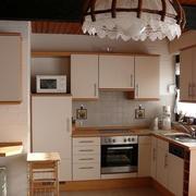 日式风格65平米小厨房装修设计效果图