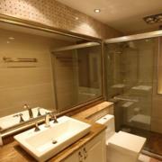 70平米小户型欧式卫生间装修效果图实例