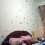108平米精致型液体壁纸装修效果图片