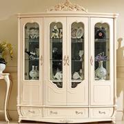 优雅欧式家居装饰柜装修效果图