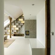 阁楼背景墙效果图片