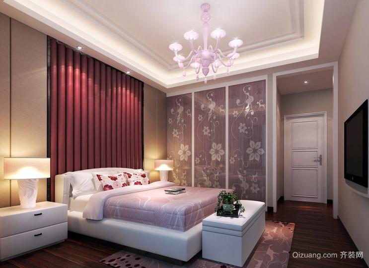128平米简约风格儿童卧室装修效果图