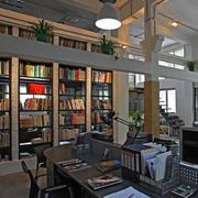 现代风格书柜设计大全