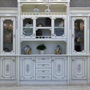 自然风格书柜设计大全