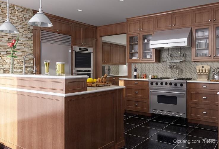 40平米欧式小户型厨房装修效果图实例