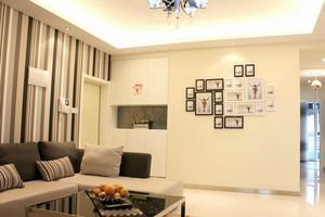 时尚现代家居照片墙装修效果图