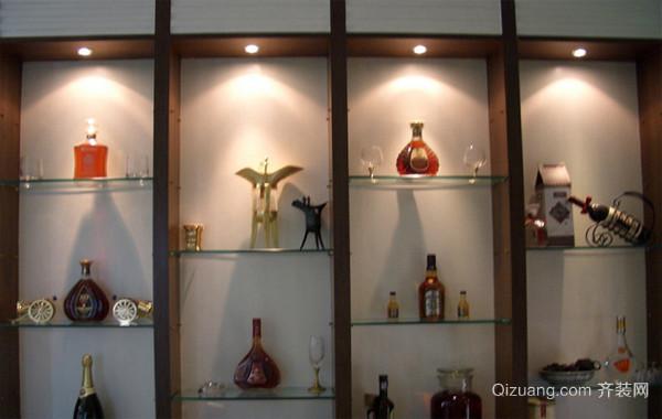 138平米浪漫系列酒柜效果图片