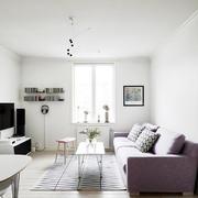 2016小户型北欧家装客厅案例