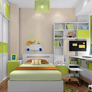 大户型时尚风格儿童卧室装修效果图