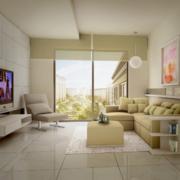 2016精美的大户型欧式电视墙背景装修效果图
