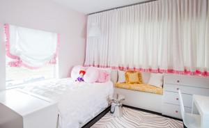 别墅宜家风格儿童卧室装修效果图