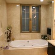 2016大户型欧式马可波罗瓷砖卫生间装修效果图