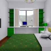 100平米大户型现代房屋儿童房装修效果图实例