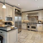 100平米精装型厨房装修效果图