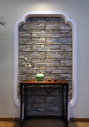 一居室典雅40平米小户型装修效果图