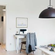 公寓时尚型书房设计