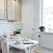 公寓时尚型餐厅设计