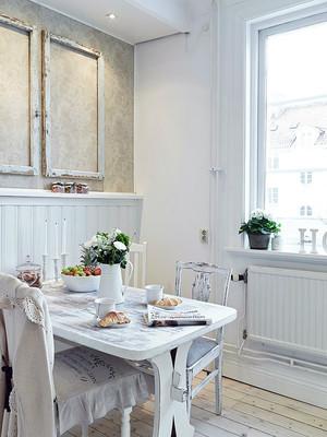 欧式小户单身公寓现代化装修平面图展示