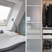 公寓简约化阁楼设计