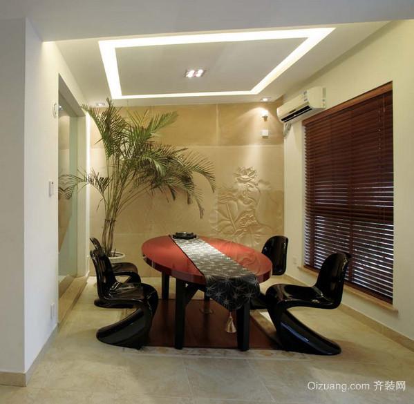 118平米轻快风格客厅装修效果图