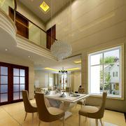 现代风格私人别墅设计装修效果图