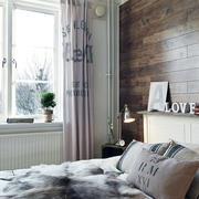 公寓时尚温馨卧室