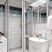 极简卫生间设计