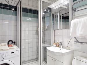 简洁理念:小户简约单身公寓装修平面图