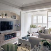 美式简约型公寓沙发
