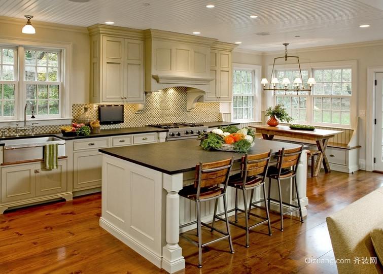 小户型简约风格厨房装修效果图