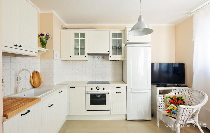 108平米宜家风格厨房装修效果图