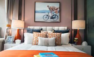 公寓混搭小卧室设计