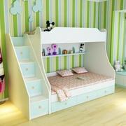 三居室精巧儿童高低床效果图片