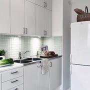 公寓创意白色卫生间