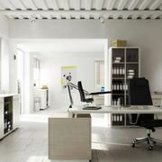 2016都市风格办公室装修效果图