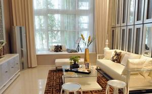 2016宜家小户型客厅沙发装修设计图
