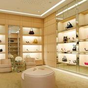 温馨系列鞋店效果图片