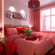 时尚风格90平米新房布置图片